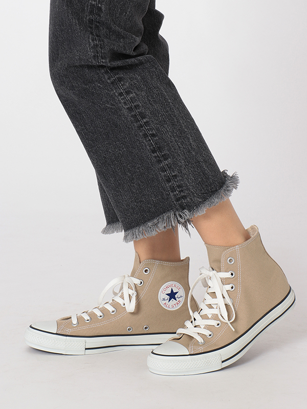 CONVERSE CANVAS ALL STAR カラーズ HI