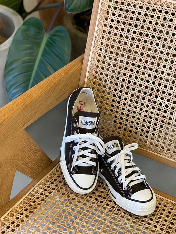 CONVERSE CANVAS ALL STAR J OX