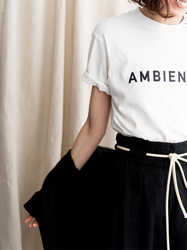 AMBIENCE Tシャツ