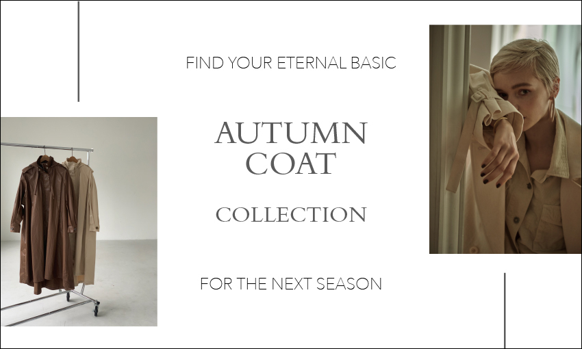 autumn coat collection